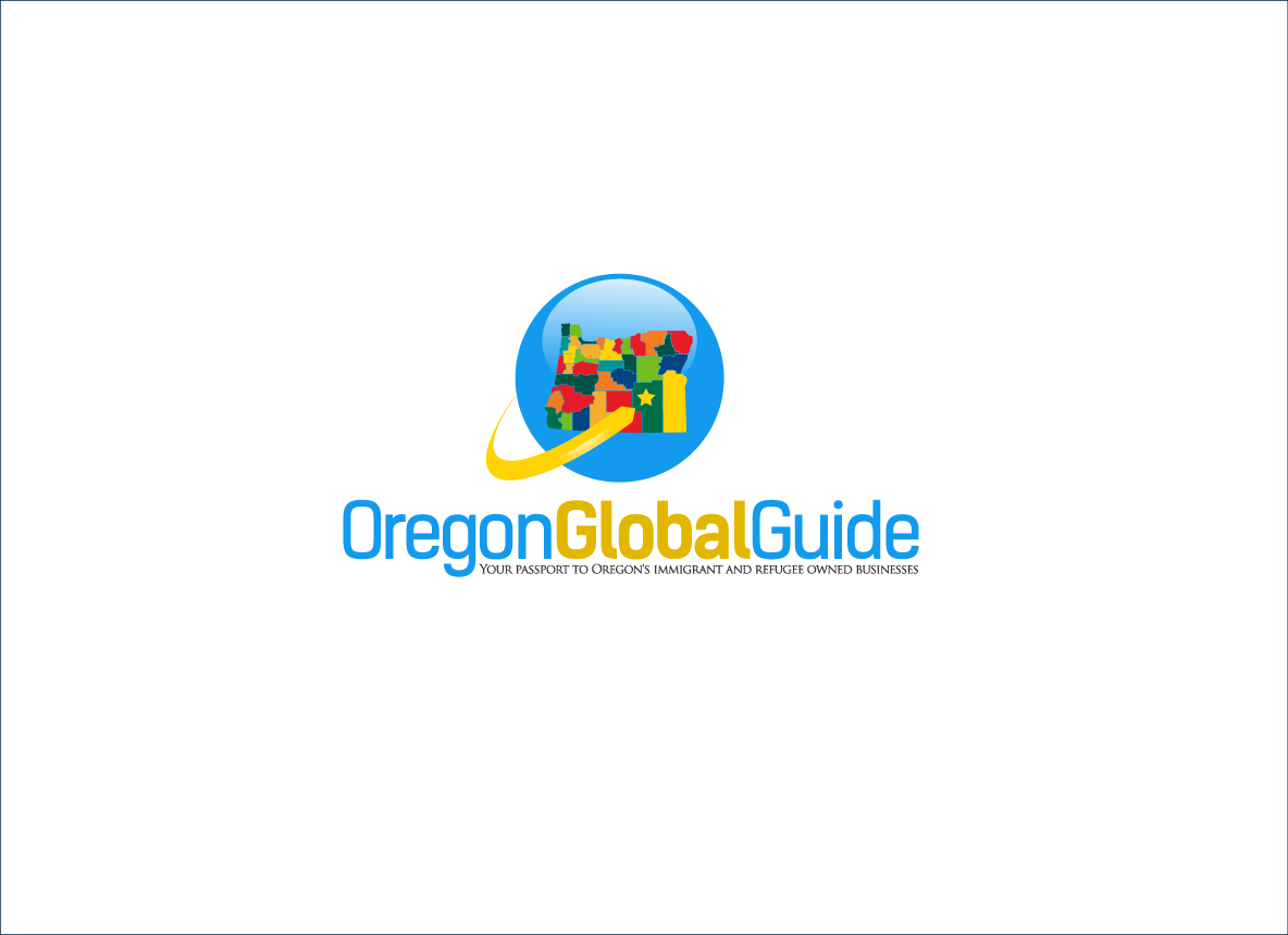 Logo Design by zoiDesign - Entry No. 59 in the Logo Design Contest New Logo Design for Oregon Global Guide.