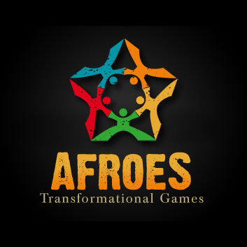 Logo Design by purefusion - Entry No. 110 in the Logo Design Contest Afroes Transformational Games.