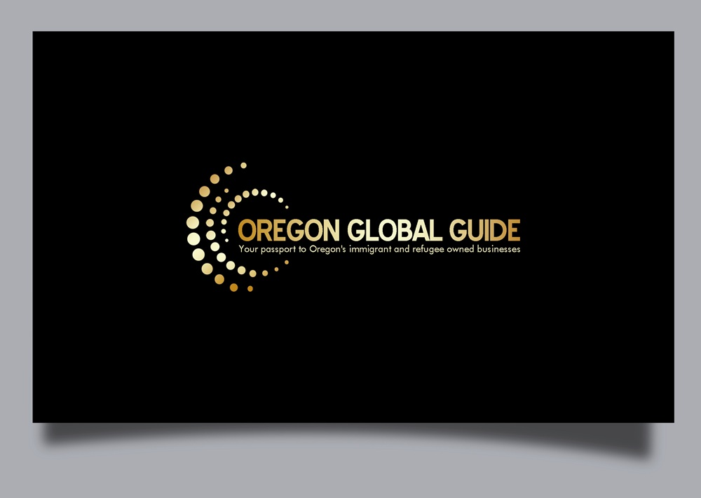 Logo Design by Respati Himawan - Entry No. 62 in the Logo Design Contest New Logo Design for Oregon Global Guide.