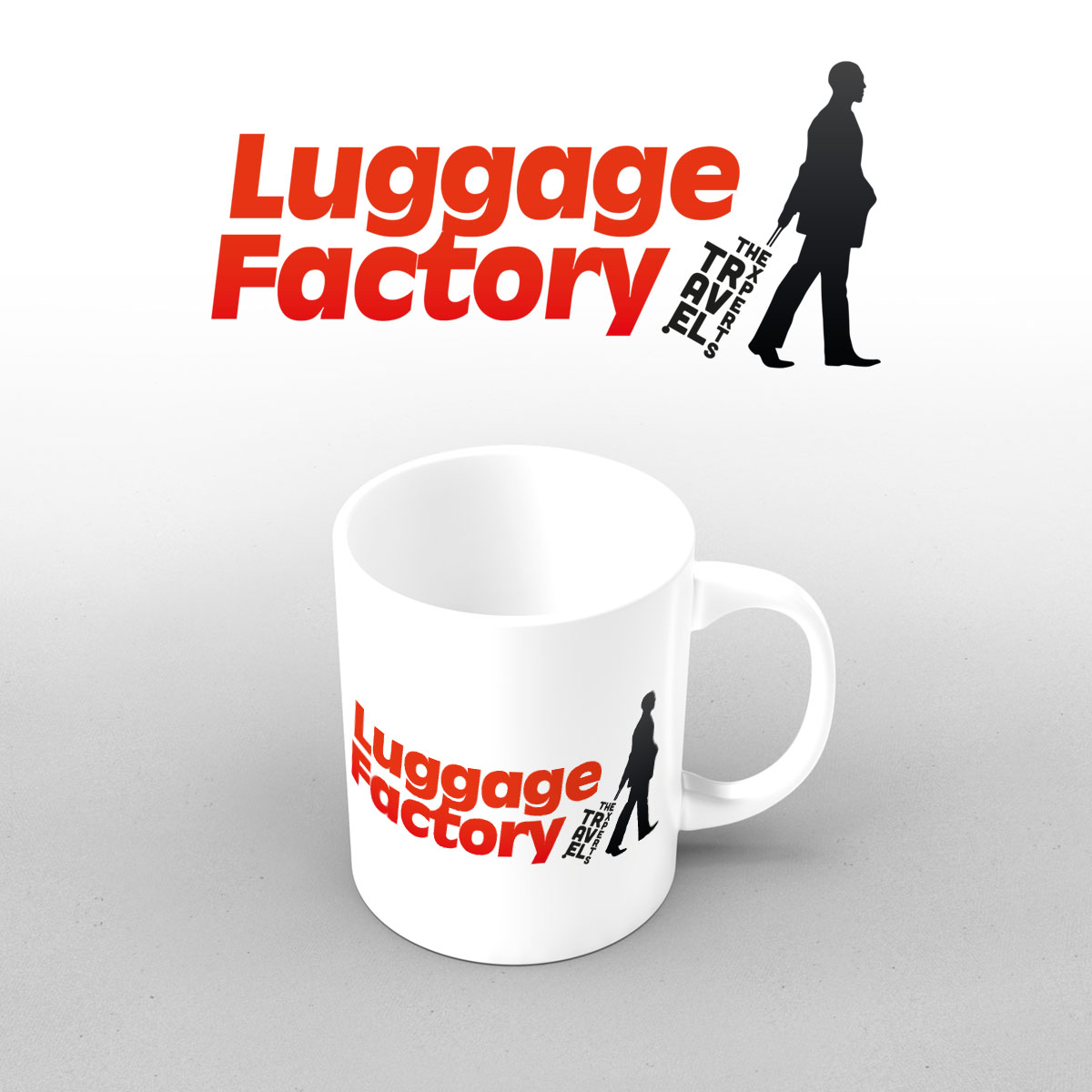 Logo Design by TonyTet - Entry No. 171 in the Logo Design Contest Creative Logo Design for Luggage Factory.