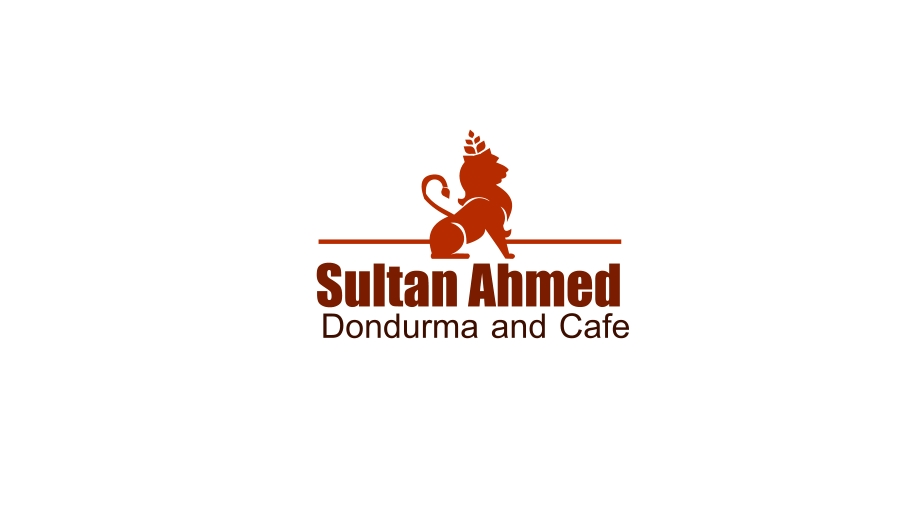 Logo Design by Private User - Entry No. 37 in the Logo Design Contest Unique Logo Design Wanted for Sultan Ahmed Dondurma and Cafe.