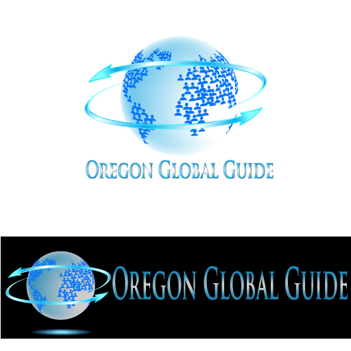 Logo Design by Runz - Entry No. 68 in the Logo Design Contest New Logo Design for Oregon Global Guide.