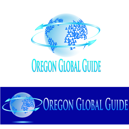 Logo Design by Runz - Entry No. 69 in the Logo Design Contest New Logo Design for Oregon Global Guide.