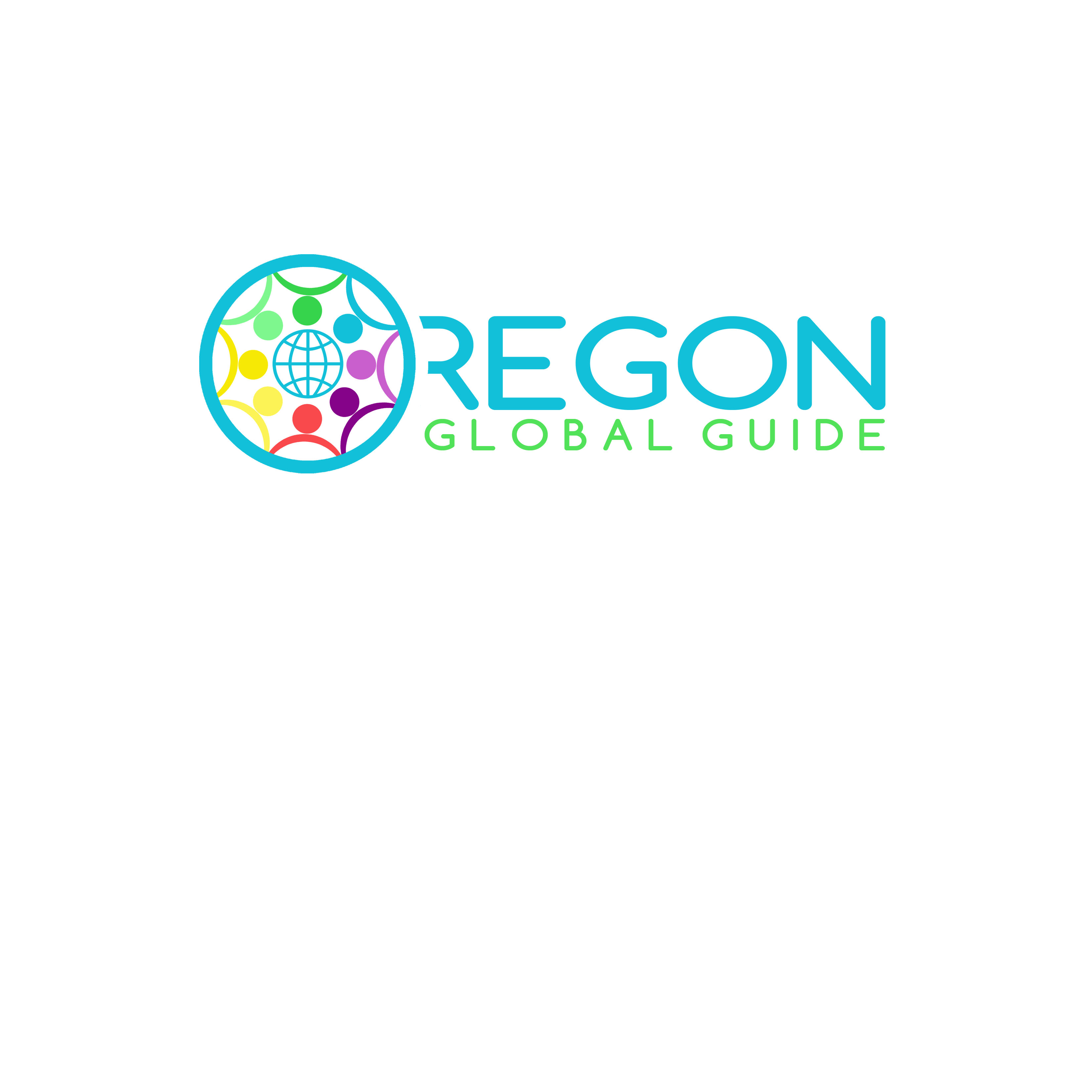 Logo Design by Allan Esclamado - Entry No. 70 in the Logo Design Contest New Logo Design for Oregon Global Guide.
