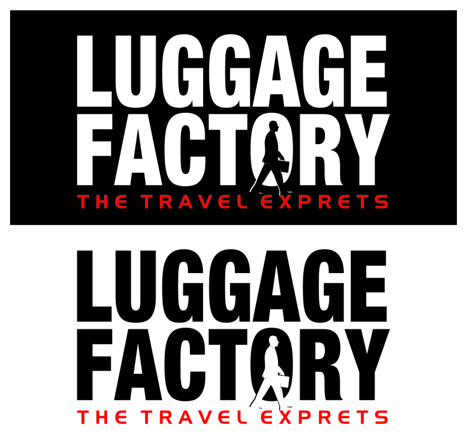 Logo Design by RasYa Muhammad Athaya - Entry No. 181 in the Logo Design Contest Creative Logo Design for Luggage Factory.