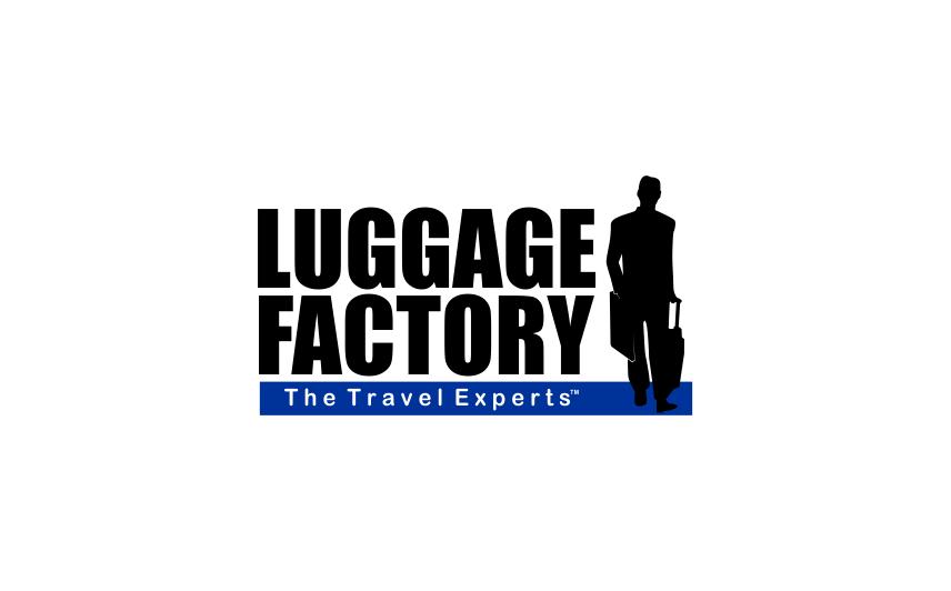 Logo Design by Agus Martoyo - Entry No. 183 in the Logo Design Contest Creative Logo Design for Luggage Factory.