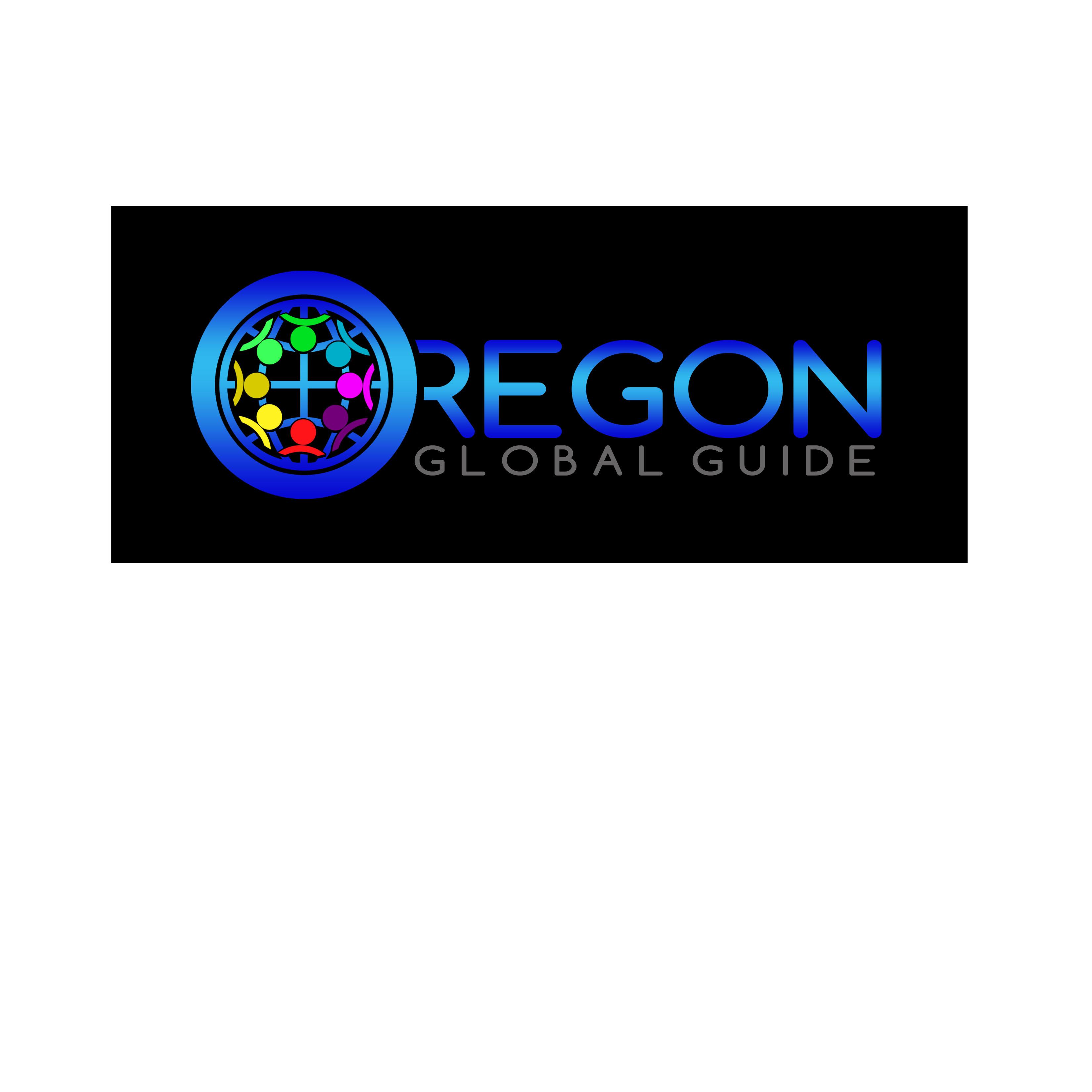 Logo Design by Allan Esclamado - Entry No. 74 in the Logo Design Contest New Logo Design for Oregon Global Guide.