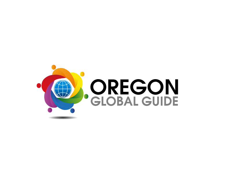 Logo Design by Private User - Entry No. 76 in the Logo Design Contest New Logo Design for Oregon Global Guide.