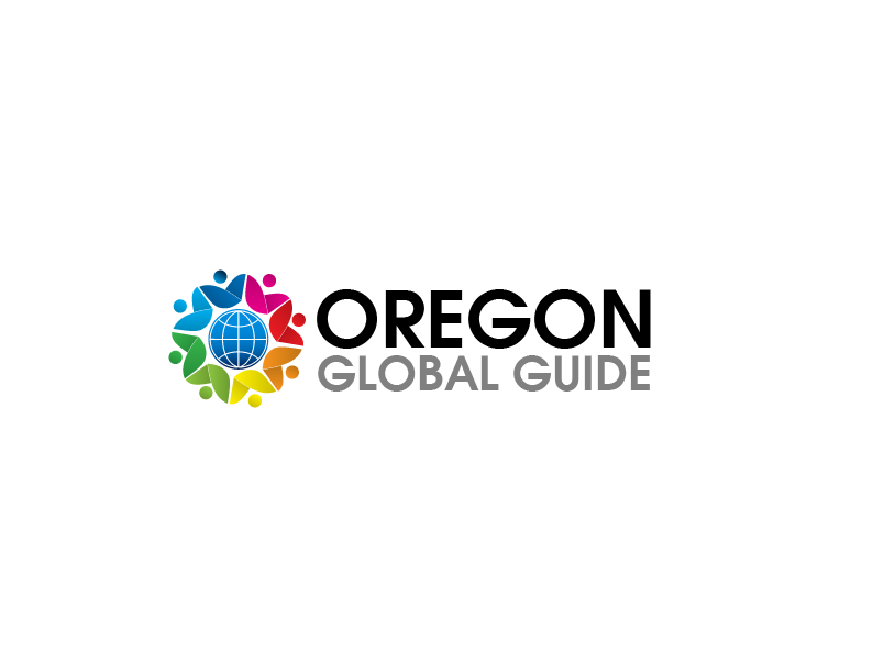 Logo Design by Private User - Entry No. 77 in the Logo Design Contest New Logo Design for Oregon Global Guide.