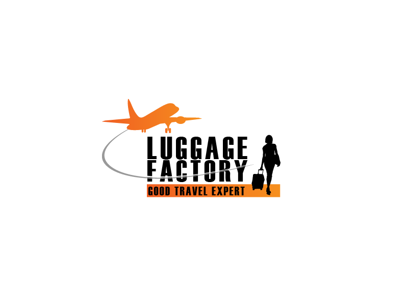 Logo Design by Private User - Entry No. 186 in the Logo Design Contest Creative Logo Design for Luggage Factory.