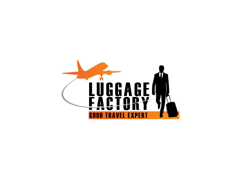 Logo Design by Private User - Entry No. 188 in the Logo Design Contest Creative Logo Design for Luggage Factory.