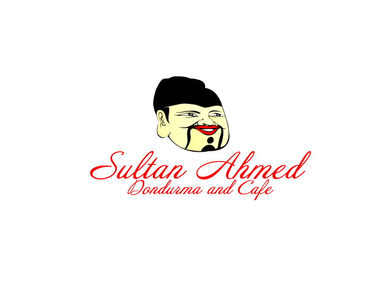 Logo Design by Private User - Entry No. 40 in the Logo Design Contest Unique Logo Design Wanted for Sultan Ahmed Dondurma and Cafe.