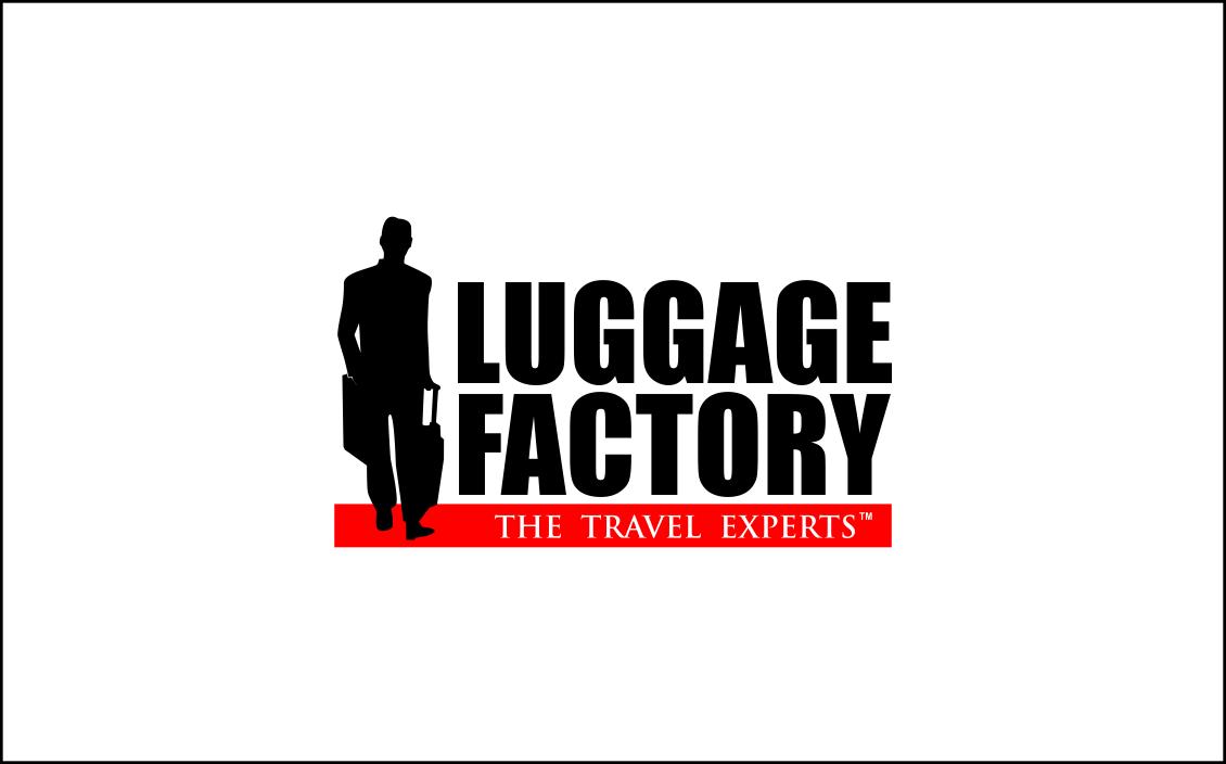 Logo Design by Agus Martoyo - Entry No. 191 in the Logo Design Contest Creative Logo Design for Luggage Factory.