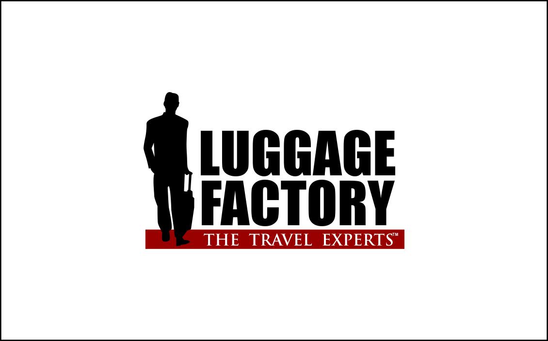 Logo Design by Agus Martoyo - Entry No. 192 in the Logo Design Contest Creative Logo Design for Luggage Factory.