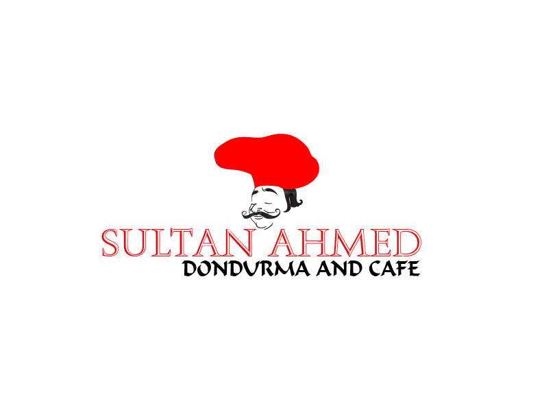 Logo Design by Private User - Entry No. 43 in the Logo Design Contest Unique Logo Design Wanted for Sultan Ahmed Dondurma and Cafe.