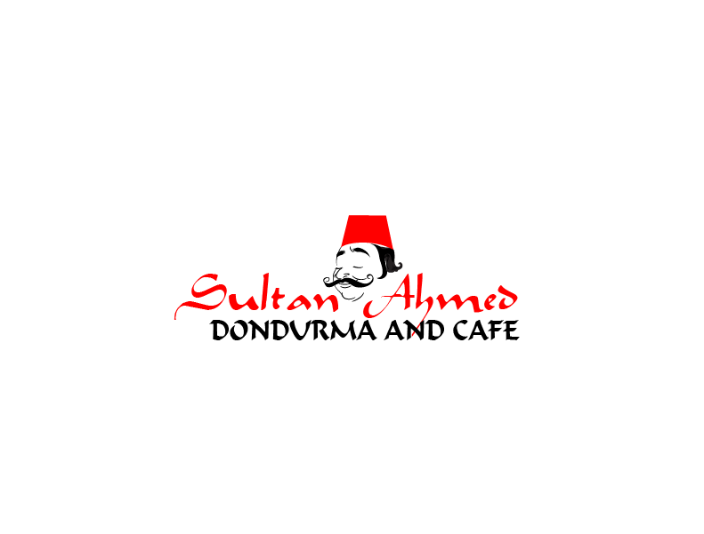 Logo Design by Private User - Entry No. 45 in the Logo Design Contest Unique Logo Design Wanted for Sultan Ahmed Dondurma and Cafe.
