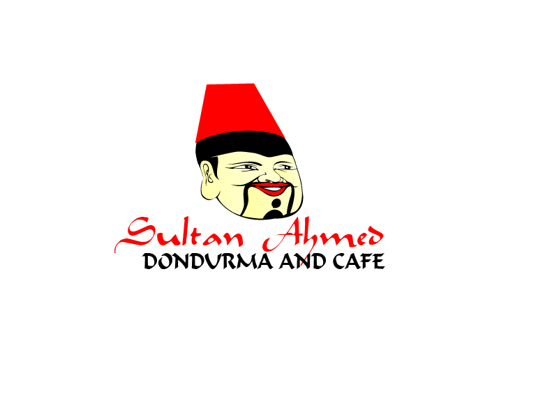 Logo Design by Private User - Entry No. 46 in the Logo Design Contest Unique Logo Design Wanted for Sultan Ahmed Dondurma and Cafe.