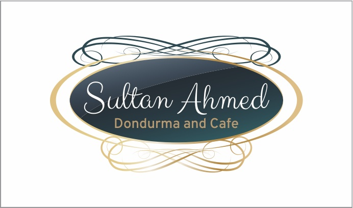 Logo Design by ProAd-Solutions - Entry No. 48 in the Logo Design Contest Unique Logo Design Wanted for Sultan Ahmed Dondurma and Cafe.