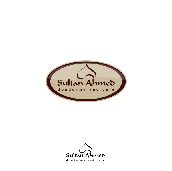 Logo Design by Ash Graphic - Entry No. 56 in the Logo Design Contest Unique Logo Design Wanted for Sultan Ahmed Dondurma and Cafe.