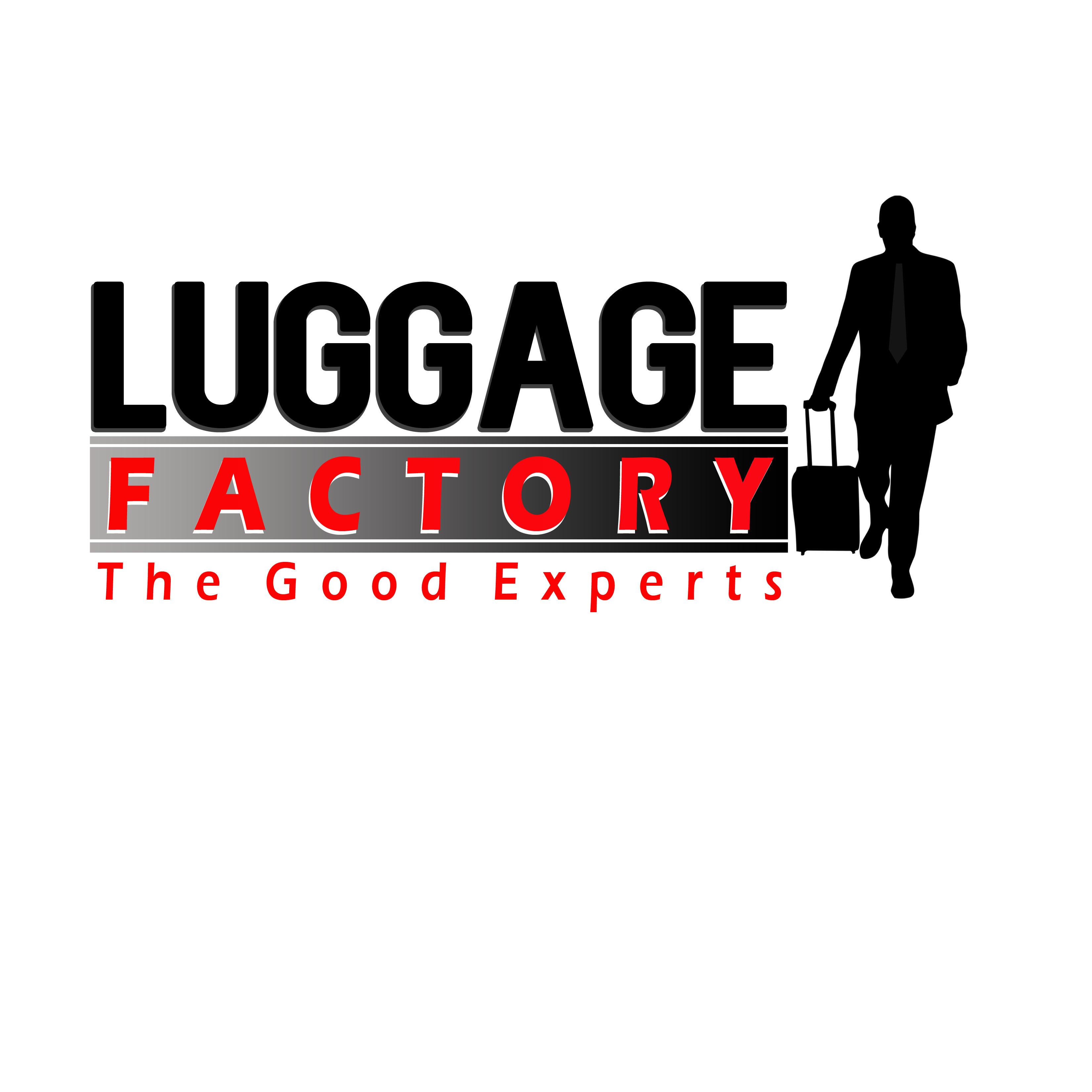 Logo Design by Allan Esclamado - Entry No. 203 in the Logo Design Contest Creative Logo Design for Luggage Factory.