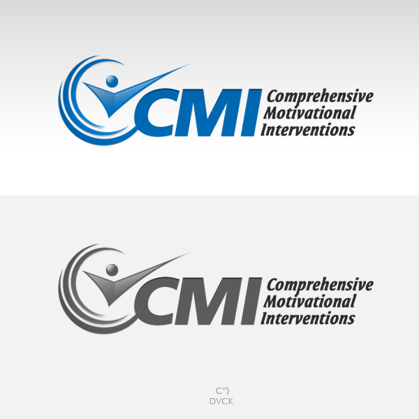 Logo Design by rockpinoy - Entry No. 75 in the Logo Design Contest CMI (Comprehensive Motivational Interventions).