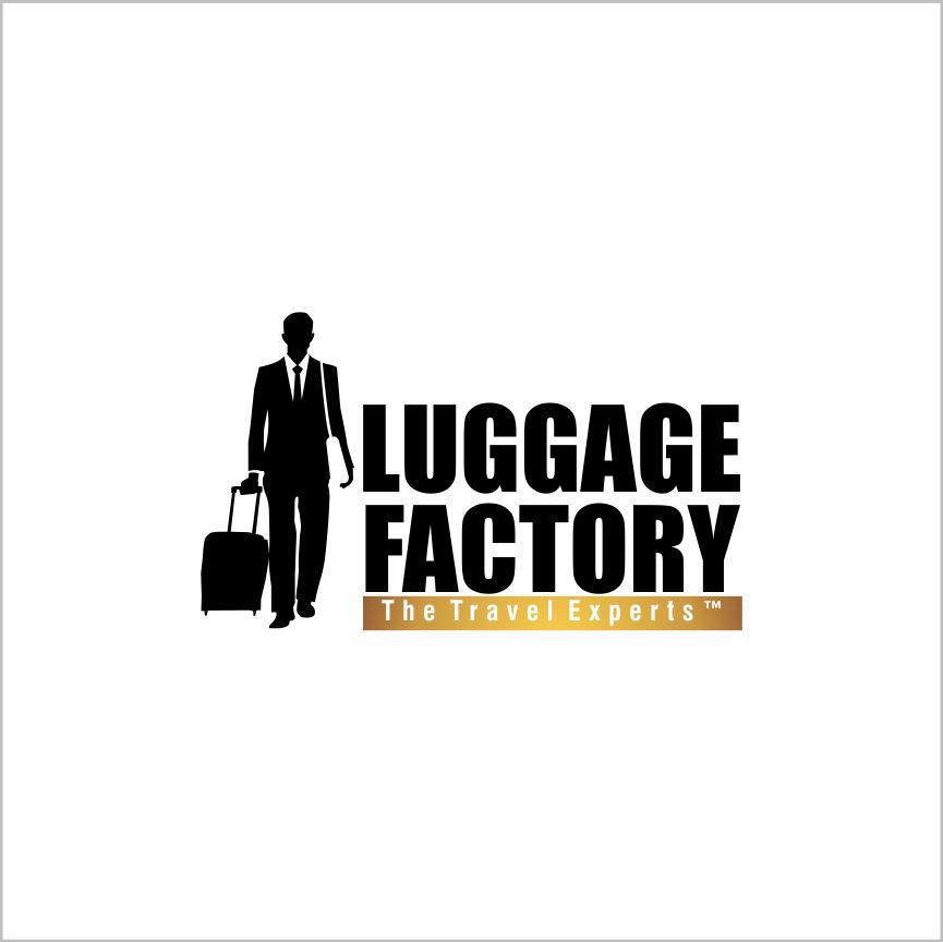 Logo Design by Armada Jamaluddin - Entry No. 206 in the Logo Design Contest Creative Logo Design for Luggage Factory.