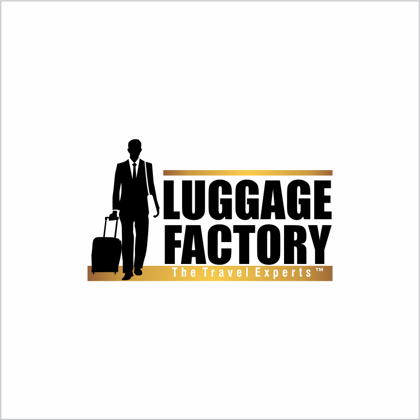 Logo Design by Armada Jamaluddin - Entry No. 207 in the Logo Design Contest Creative Logo Design for Luggage Factory.
