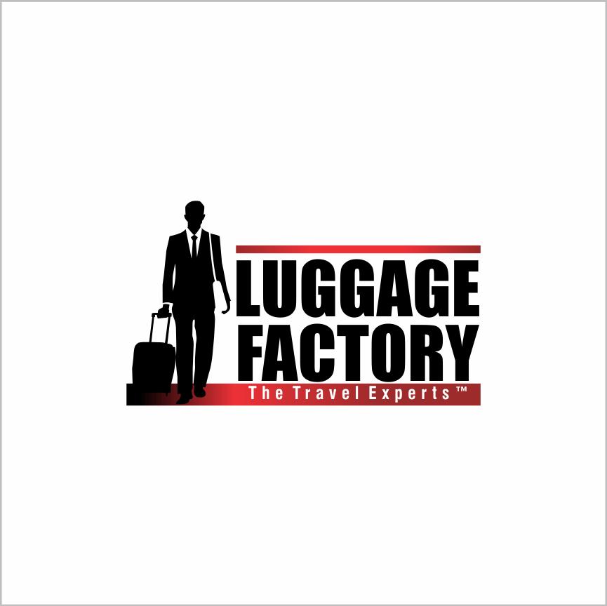 Logo Design by Armada Jamaluddin - Entry No. 209 in the Logo Design Contest Creative Logo Design for Luggage Factory.