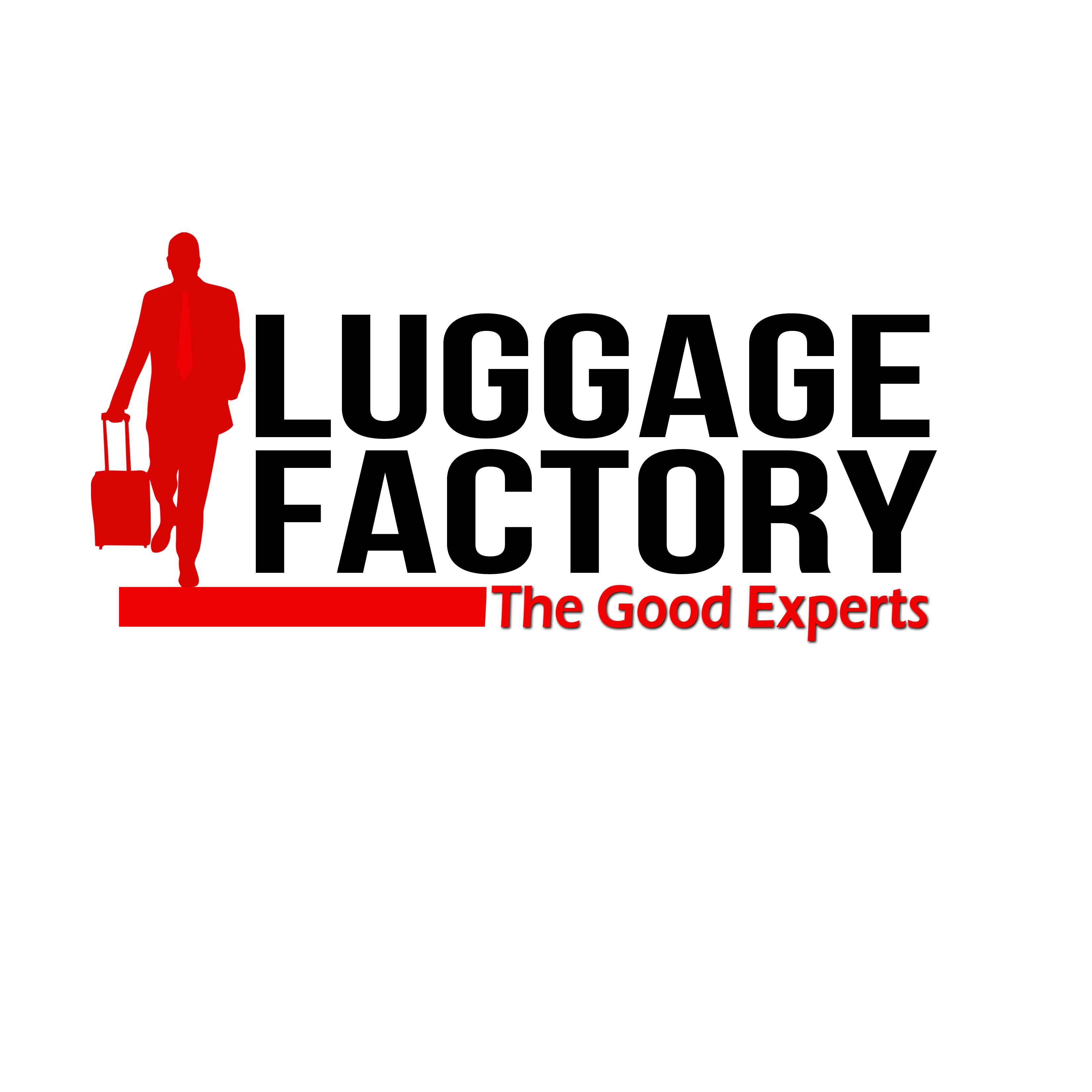Logo Design by Allan Esclamado - Entry No. 211 in the Logo Design Contest Creative Logo Design for Luggage Factory.