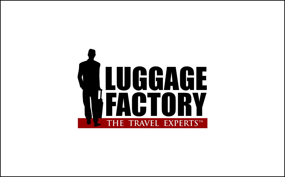 Logo Design by Agus Martoyo - Entry No. 213 in the Logo Design Contest Creative Logo Design for Luggage Factory.