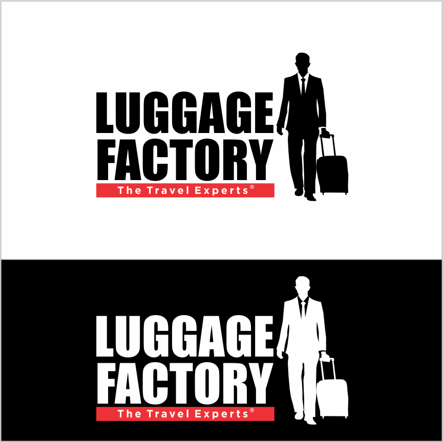 Logo Design by Armada Jamaluddin - Entry No. 219 in the Logo Design Contest Creative Logo Design for Luggage Factory.