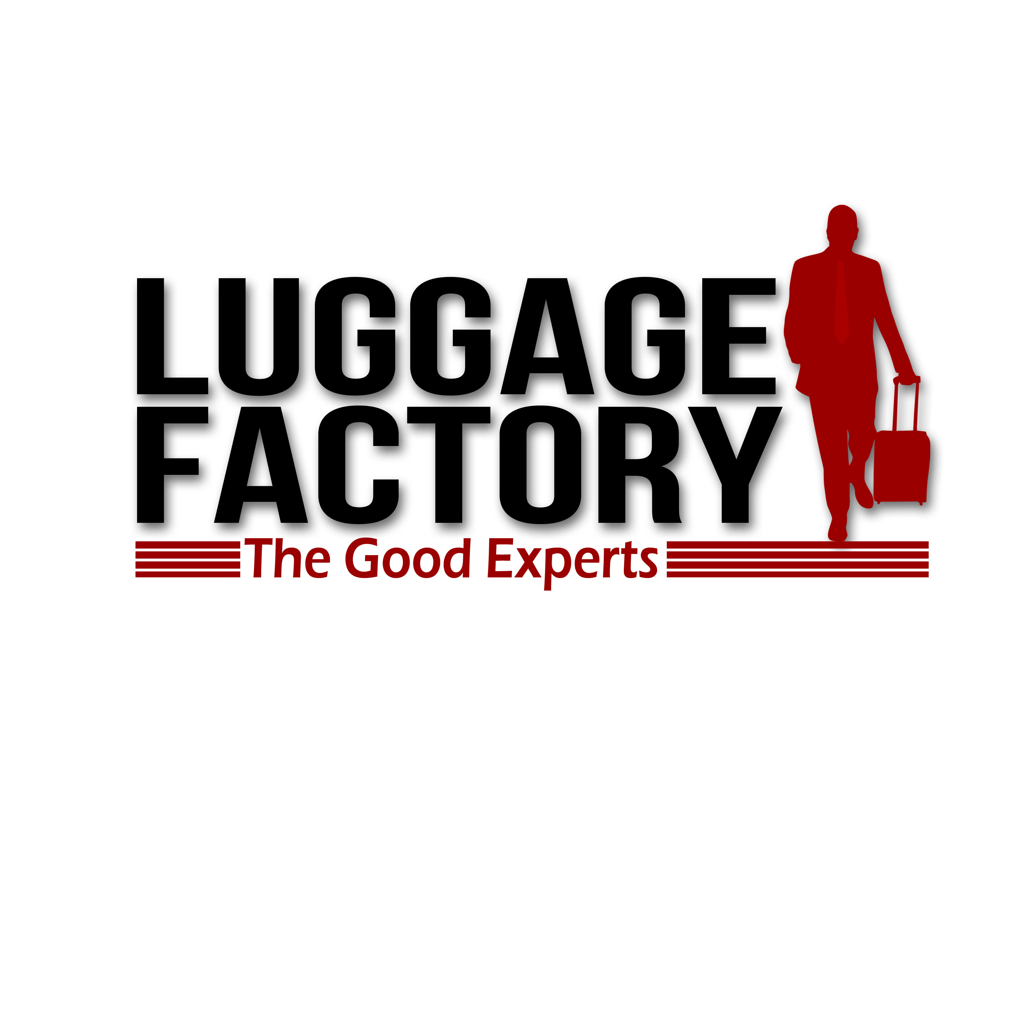Logo Design by Allan Esclamado - Entry No. 220 in the Logo Design Contest Creative Logo Design for Luggage Factory.