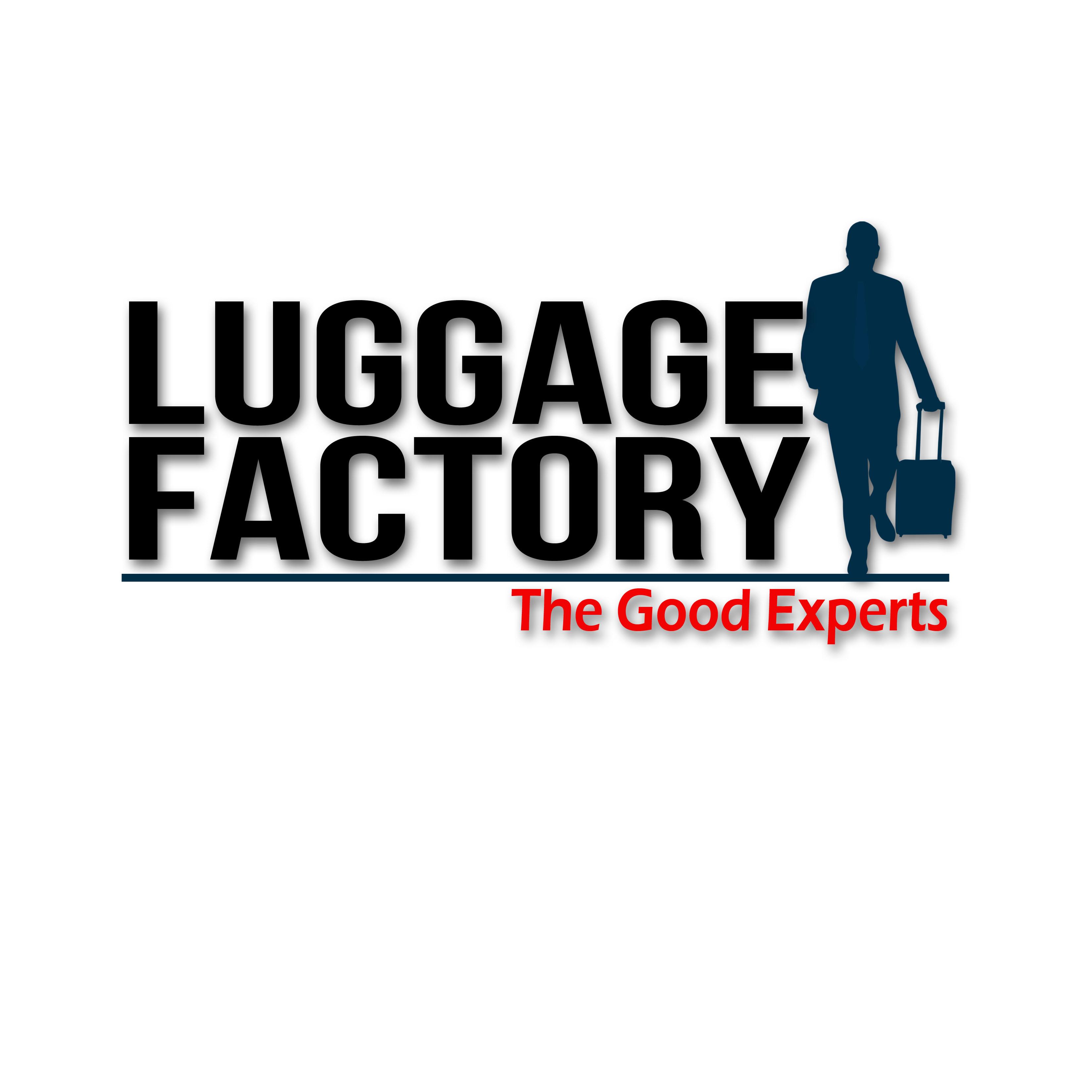 Logo Design by Allan Esclamado - Entry No. 225 in the Logo Design Contest Creative Logo Design for Luggage Factory.