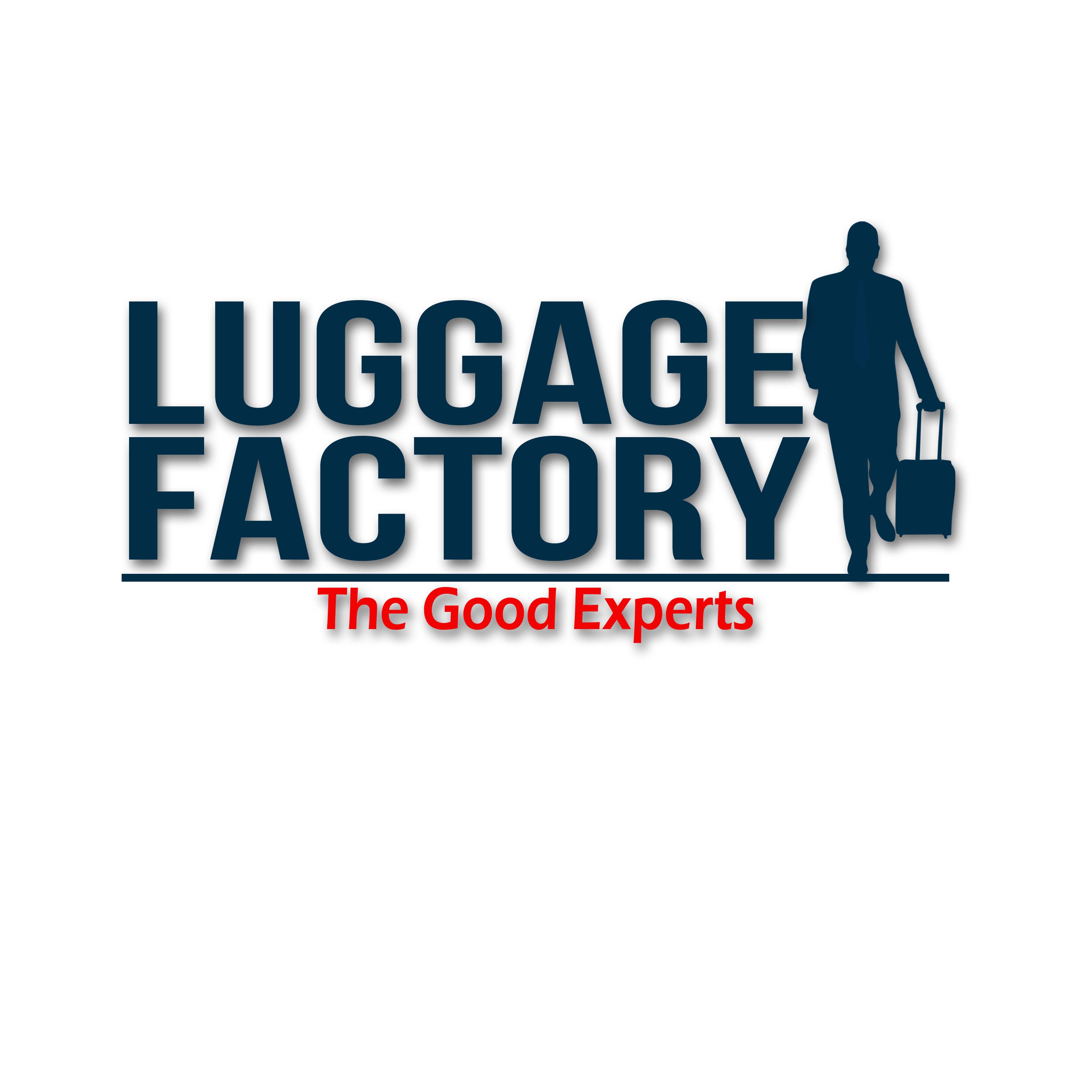 Logo Design by Allan Esclamado - Entry No. 226 in the Logo Design Contest Creative Logo Design for Luggage Factory.