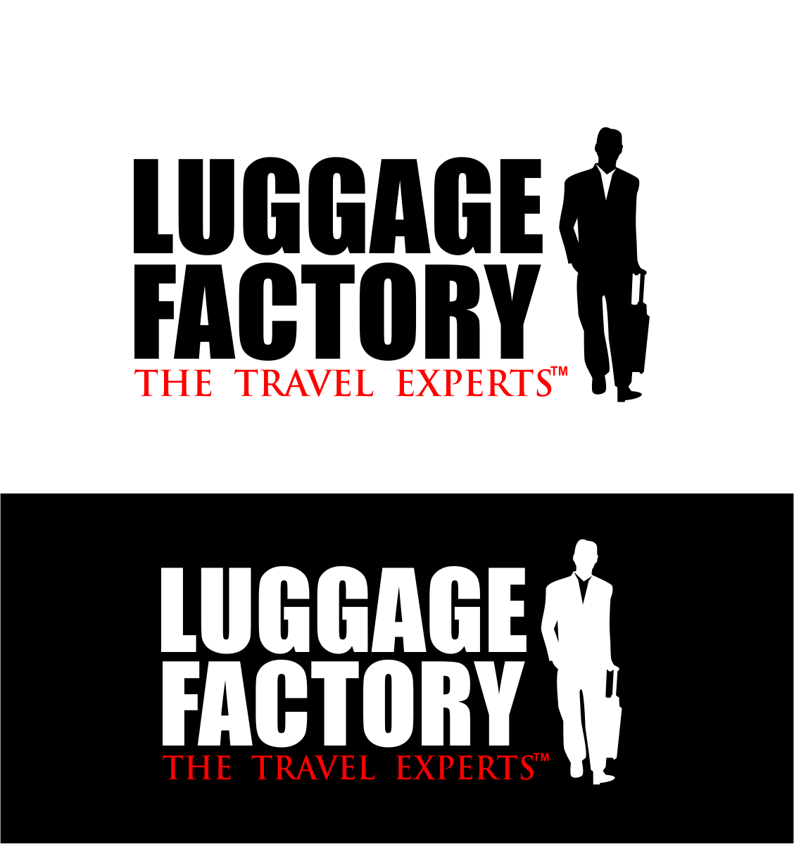 Logo Design by Agus Martoyo - Entry No. 235 in the Logo Design Contest Creative Logo Design for Luggage Factory.
