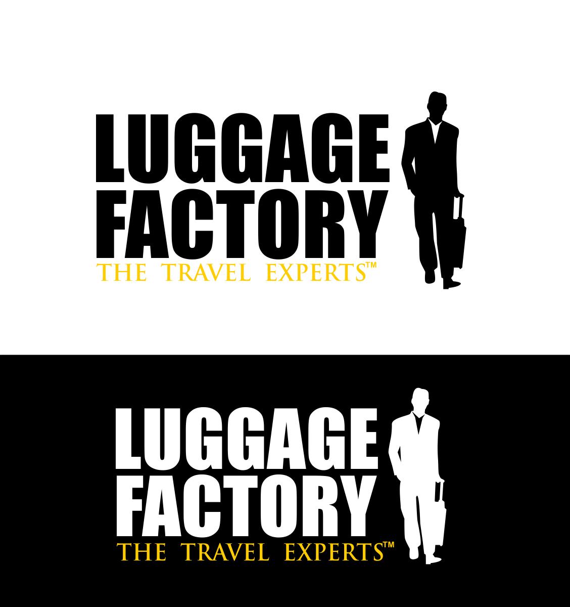 Logo Design by Agus Martoyo - Entry No. 236 in the Logo Design Contest Creative Logo Design for Luggage Factory.