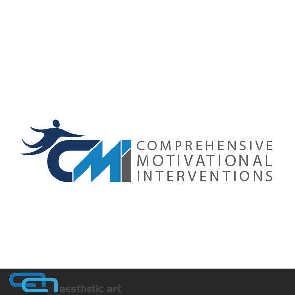 Logo Design by aesthetic-art - Entry No. 76 in the Logo Design Contest CMI (Comprehensive Motivational Interventions).