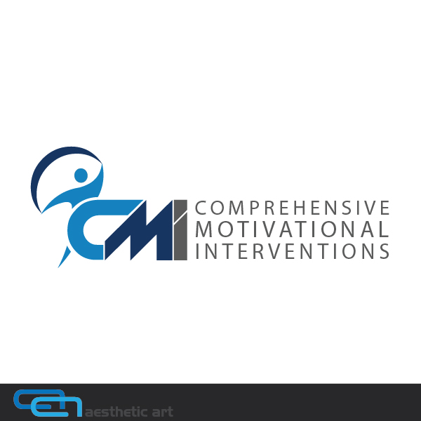 Logo Design by aesthetic-art - Entry No. 77 in the Logo Design Contest CMI (Comprehensive Motivational Interventions).
