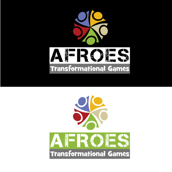 Logo Design by Private User - Entry No. 113 in the Logo Design Contest Afroes Transformational Games.