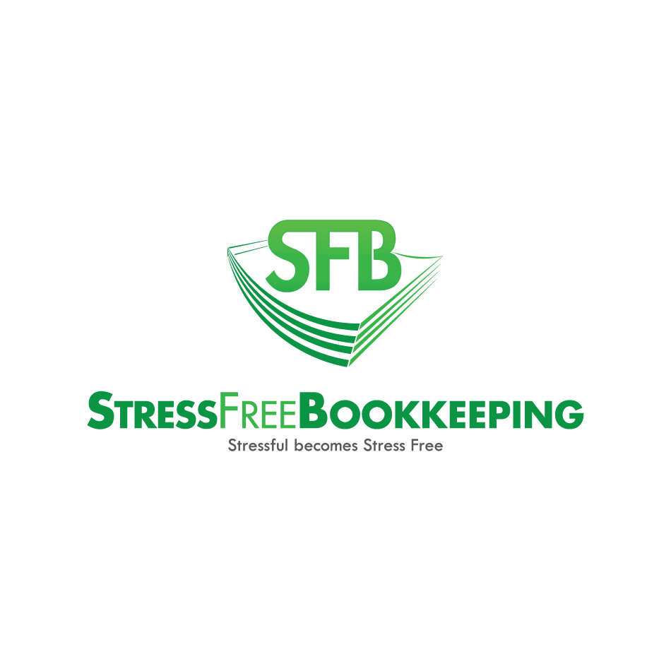 Logo Design by a-m-b-i-e-n-t - Entry No. 86 in the Logo Design Contest StressFree Bookkeeping.