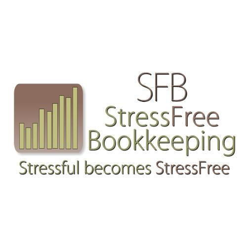Logo Design by vlramirez - Entry No. 89 in the Logo Design Contest StressFree Bookkeeping.