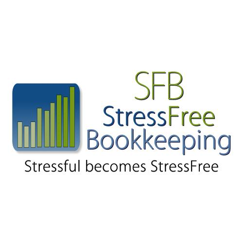 Logo Design by vlramirez - Entry No. 90 in the Logo Design Contest StressFree Bookkeeping.