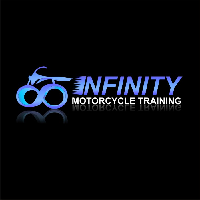 Logo Design by R1CK_ART - Entry No. 10 in the Logo Design Contest INFINITY MOTORCYCLE TRAINING.