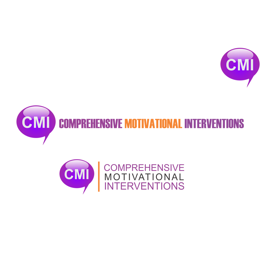 Logo Design by hammet77 - Entry No. 86 in the Logo Design Contest CMI (Comprehensive Motivational Interventions).