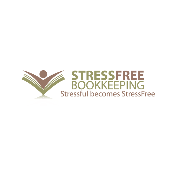Logo Design by IM3D - Entry No. 105 in the Logo Design Contest StressFree Bookkeeping.