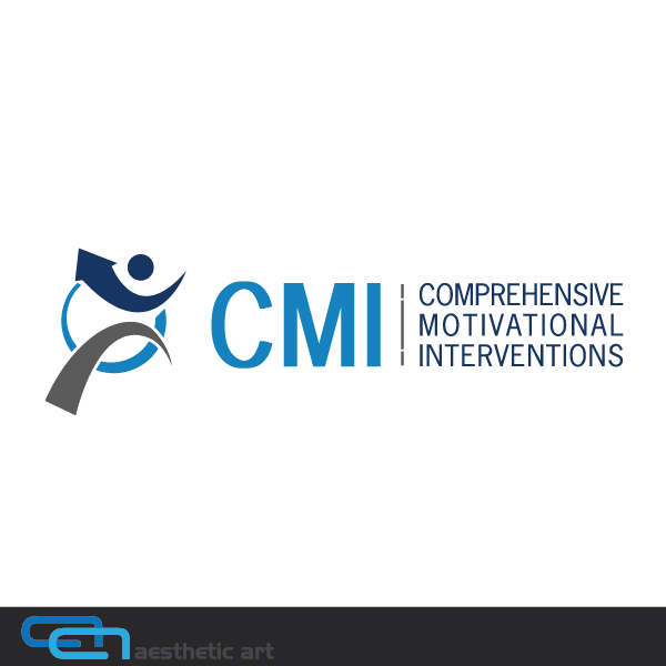 Logo Design by aesthetic-art - Entry No. 109 in the Logo Design Contest CMI (Comprehensive Motivational Interventions).