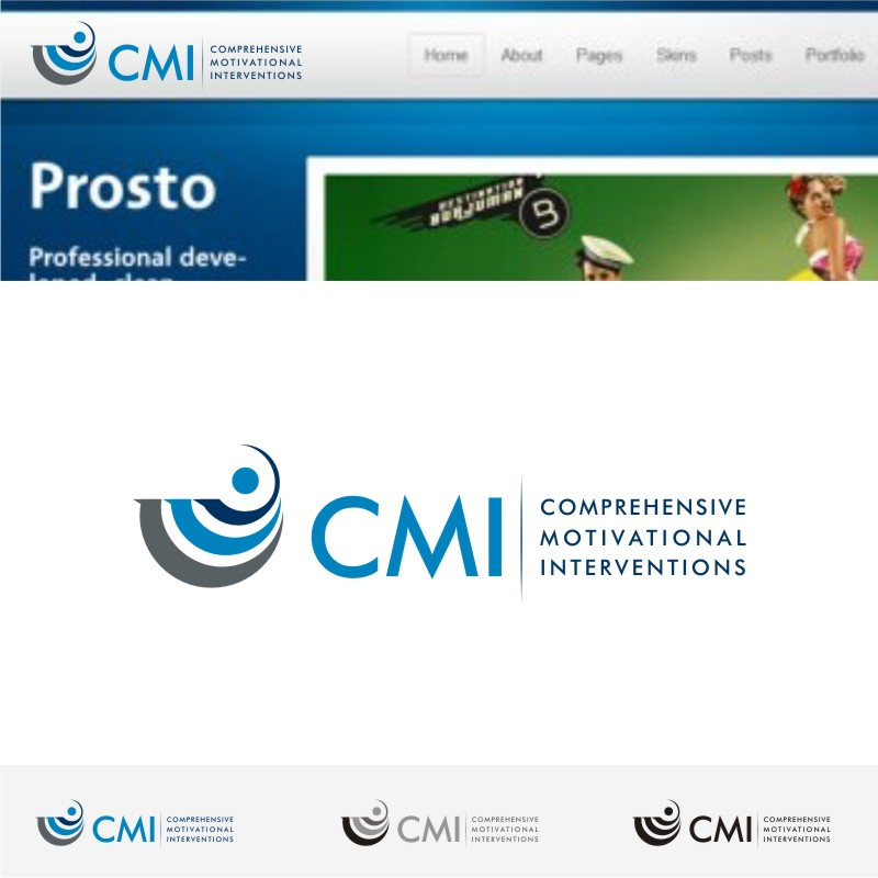 Logo Design by Private User - Entry No. 110 in the Logo Design Contest CMI (Comprehensive Motivational Interventions).