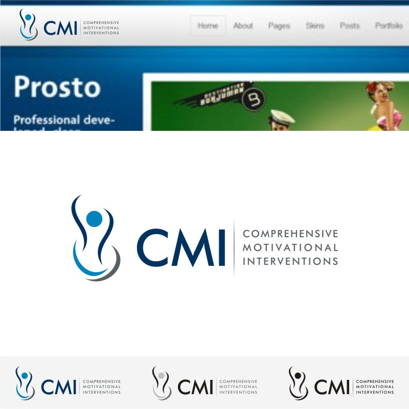 Logo Design by Private User - Entry No. 111 in the Logo Design Contest CMI (Comprehensive Motivational Interventions).