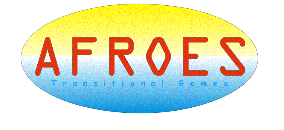 Logo Design by jcoleman17 - Entry No. 122 in the Logo Design Contest Afroes Transformational Games.