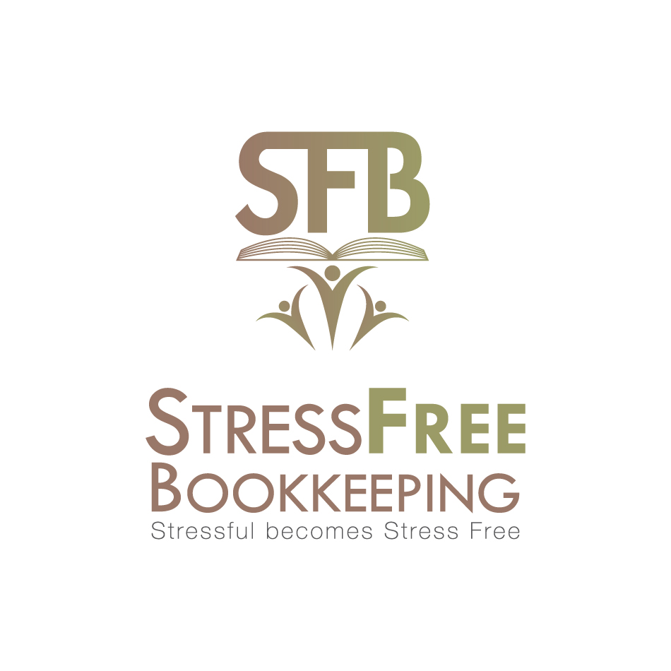 Logo Design by a-m-b-i-e-n-t - Entry No. 112 in the Logo Design Contest StressFree Bookkeeping.